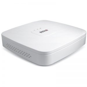 RISCO 4 Channel VUpoint NVR met 2TB HD
