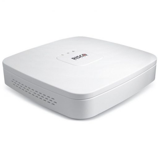 RISCO 4 Channel VUpoint NVR met 2TB HD DEMO model