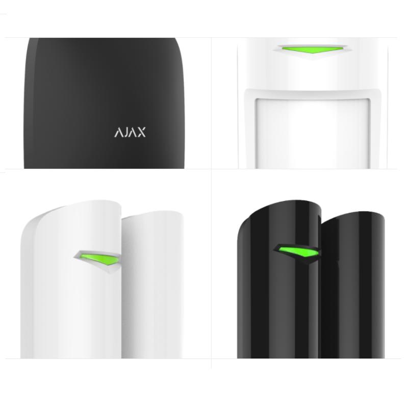 - AJAX systems alarmsysteem