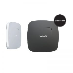 Ajax FireProtect Slimme rook- en hittemelder met temperatuur sensor