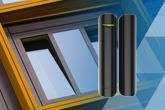 Ajax DoorProtect Plus raam- en deurcontact met schoksensor en tiltsensor
