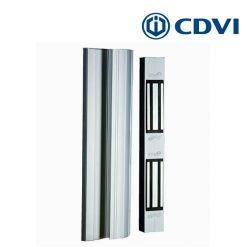 CDVI Vergrendel profiel 2.5 mtr 2x300KG type BO600RP