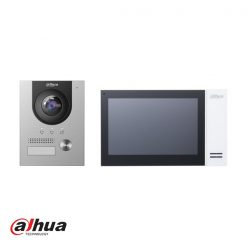 Dahua IP video intercom KIT inbouw