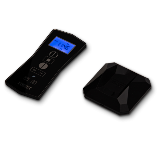 Forest DIAMOND SENSE afstandsbediening RF met timer