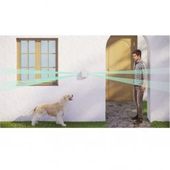 Ajax DualCurtain Outdoor detector