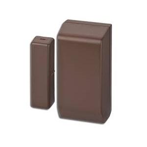 EL-4601DZB 2-weg draadloze deur / raam sensor Bruin – Brown