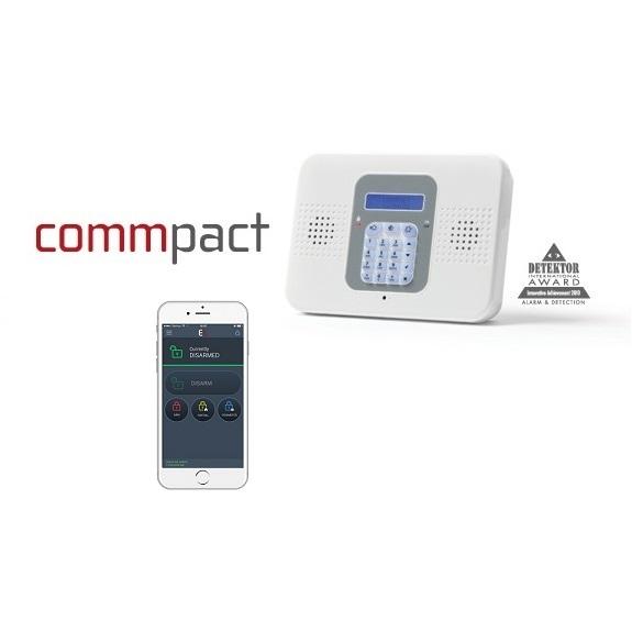 EL-CommPact basisunit Wi-Fi / GSM / GPRS (inruilactie)