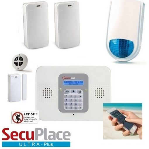 SecuPlace ULTRA Plus set