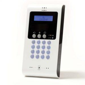 EL4727 2-weg draadloze LCD Keypad 2-Way