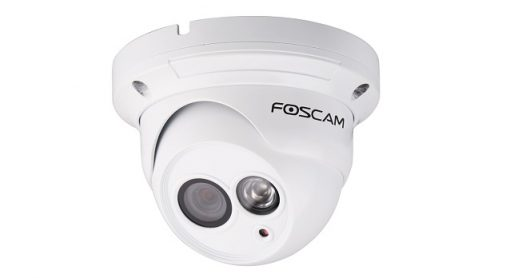 FI9853EP 1.0 Megapixel HD Waterproof IP Camera PoE
