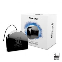 Fibaro Dimmer 2 micro module (250Watt) for RISCO Smart Home
