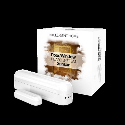 Deur en Raam sensor – Zwave PLUS
