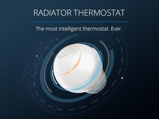 Fibaro thermostaatkraan