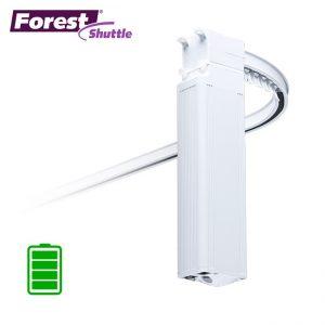 Forest Shuttle® L ACCU motor elektrisch gordijn