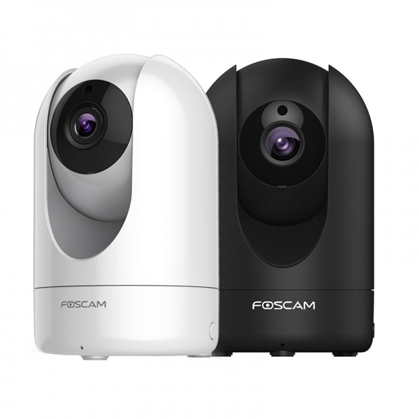 Foscam R2 1080P 2MP HD Pan-Tilt Video biedt een perfecte visuele presentatie
