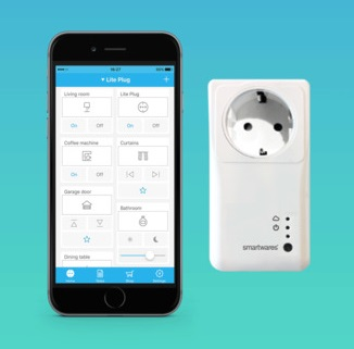 HomeWizard Lite Smarthome controller