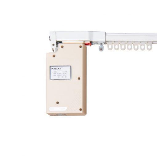 Kallox budget elektrische gordijnrail CL200T6M complete basisset