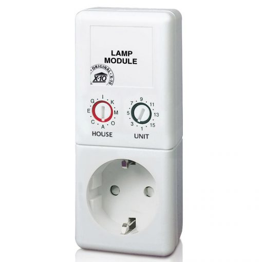 LM12G X10 Plug-in lamp dimmer (G-Plug)