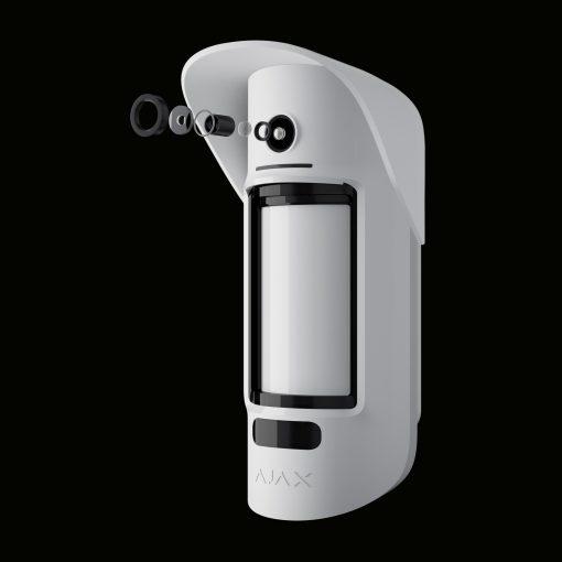 Ajax MotionCam Outdoor bewegingsmelder met fotocamera
