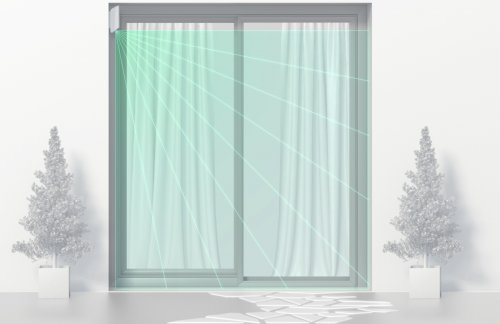 Ajax MotionProtect Curtain