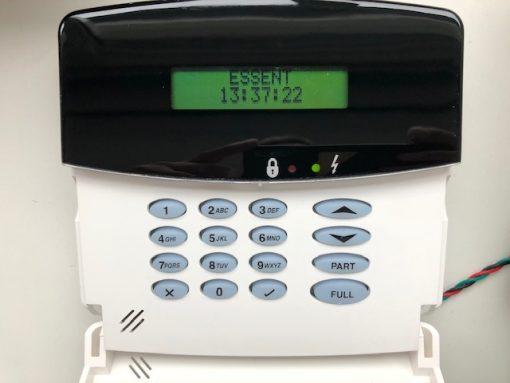 EL2635PK Bedrade LCD Programmeer Keypad