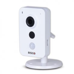 RISCO VUpoint P2P HD Cube Indoor IP Camera PoE