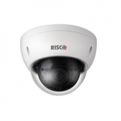 RISCO VUpoint P2P HD PoE Dome Outdoor IP Camera 2MP