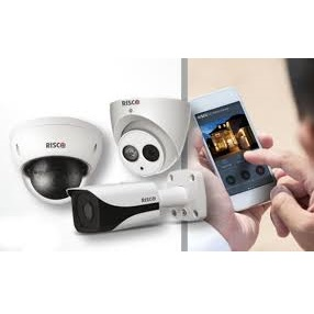 RISCO VUpoint Eyeball camera 2MP PoE versie met Starlight