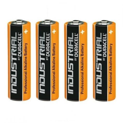 Duracell Alkaline AA 1,5V batterij (4st.)