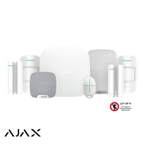 AJAX KIT de LUXE Draadloos alarmsysteem