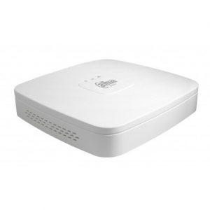 Dahua 4 kanaals NVR4104-P-4KS2 PoE incl 2TB HDD