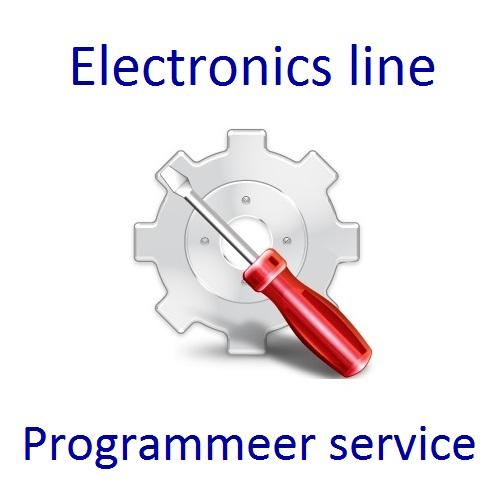 Programmeer service Prime set