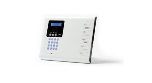 iConnect 2-Weg basis SET met IP/GPRS/GSM communicatie en VUpoint camera
