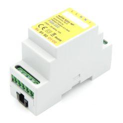euFIX S224 DIN-rail behuizing voor Fibaro FIB-FGS-224 Double Smart Module