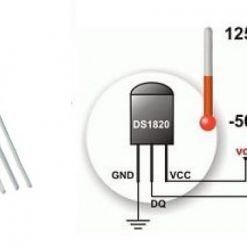 Fibaro Temperatuur sensor DS18B20