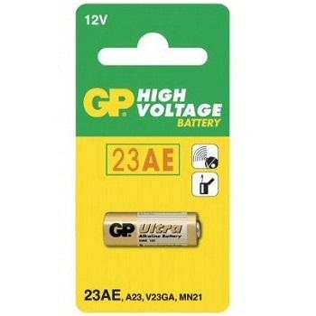 GP 23 12V alkaline batterij 23AE