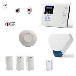 iConnect 2-Weg basis voordeelset met binnen en buiten sirene