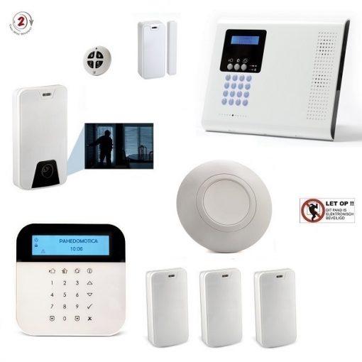 iConnect 2-Weg voordeelset compleet met IP/GPRS/GSM communicatie