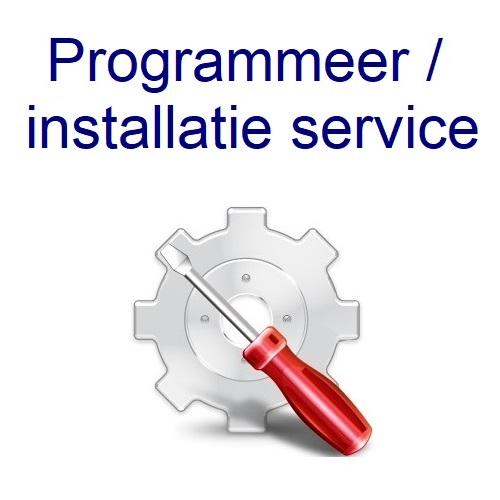 programmeer service