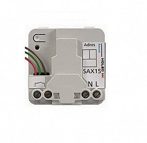 SAX15 Potentiaalvrije actor / Interface inbouw micro module