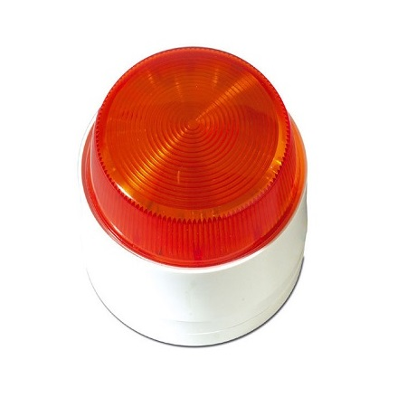 Xenon flitser Oranje flitslamp 12Vdc